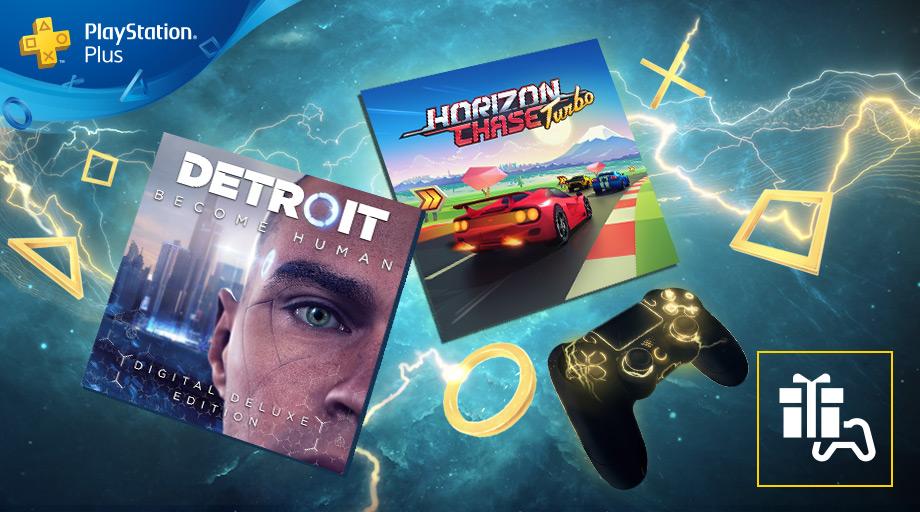 PlayStation Plus - Juillet 2019
