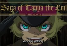 Saga of Tanya the Evil – the Movie