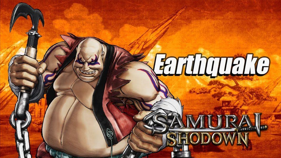 Samurai Shodown - Earthquake