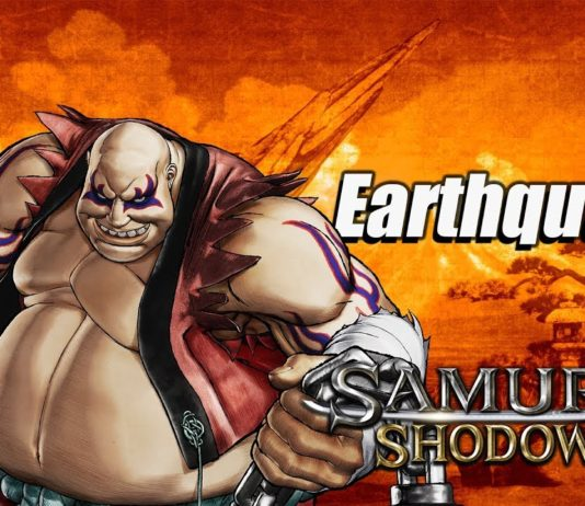 Samurai Shodown - Earthquake