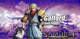 Samurai Shodown - Galford