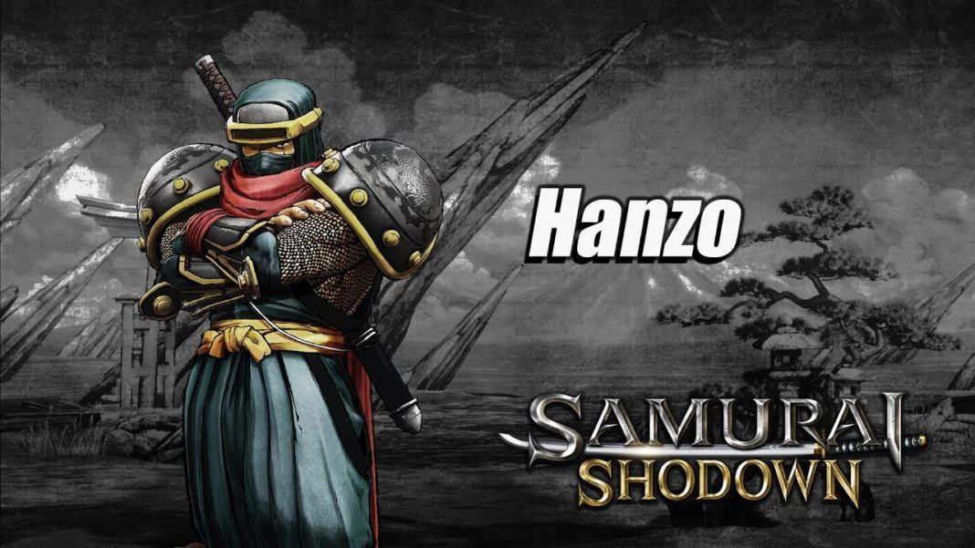 Samurai Shodown - Hanzo