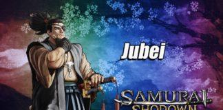 Samurai Shodown - Jubei