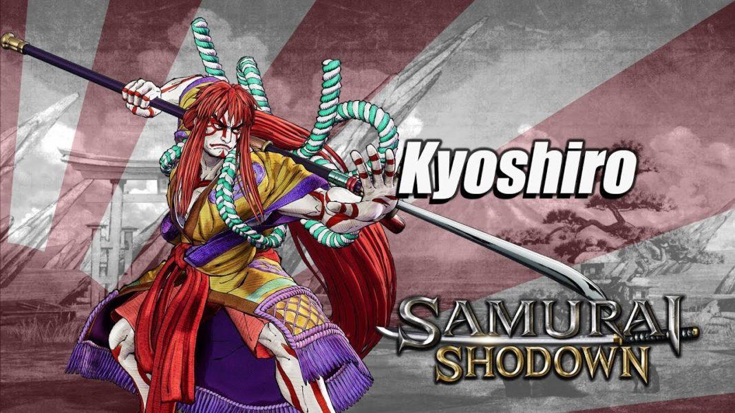 Samurai Shodown - Kyoshiro