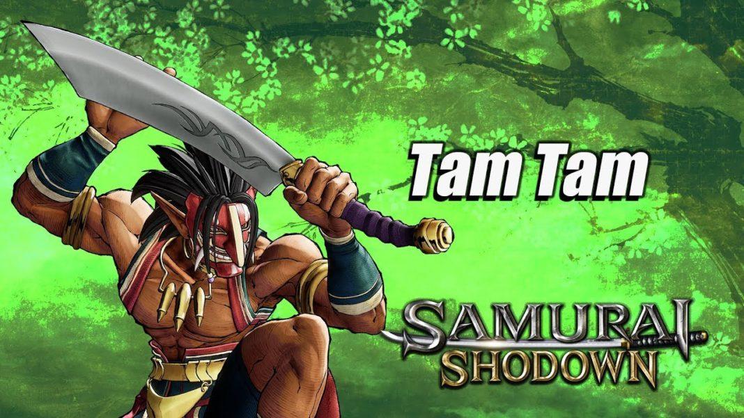 Samurai Shodown Tam-Tam