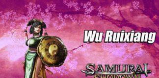 Samurai Shodown - Wu Ruixiang