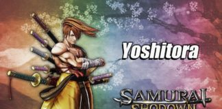 Samurai Shodown - Yoshitora