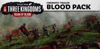 Total War- THREE KINGDOMS - Reign of Blood