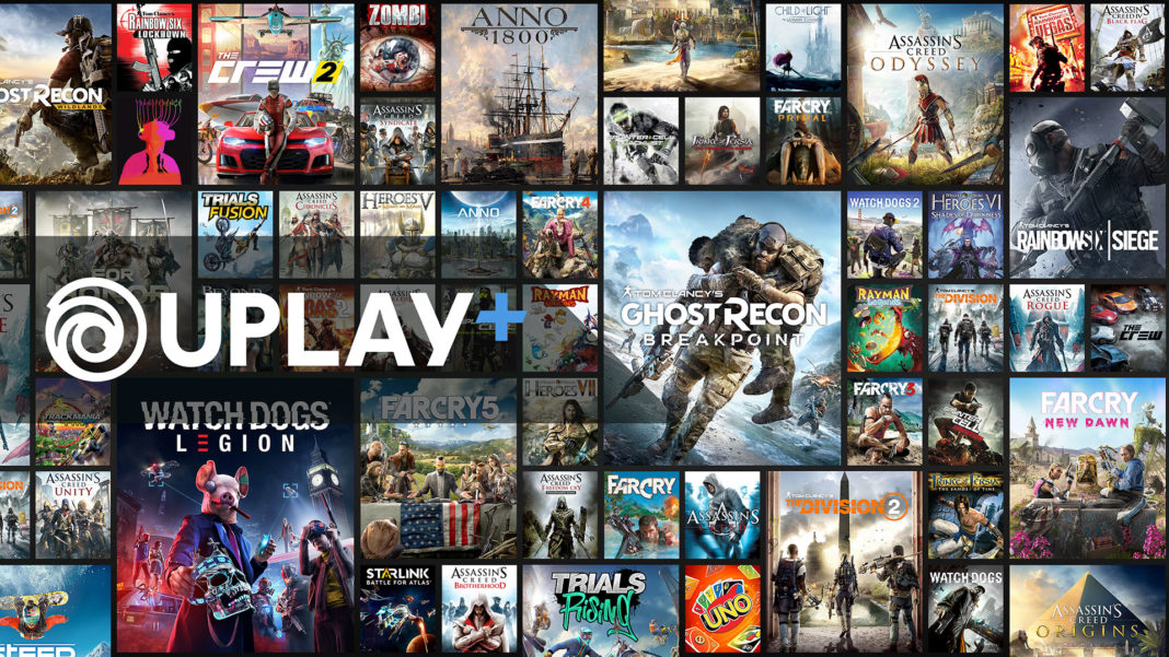 Ubisoft Uplay+ _ka_announcement_e3_190610_215pm_PST_1560170125