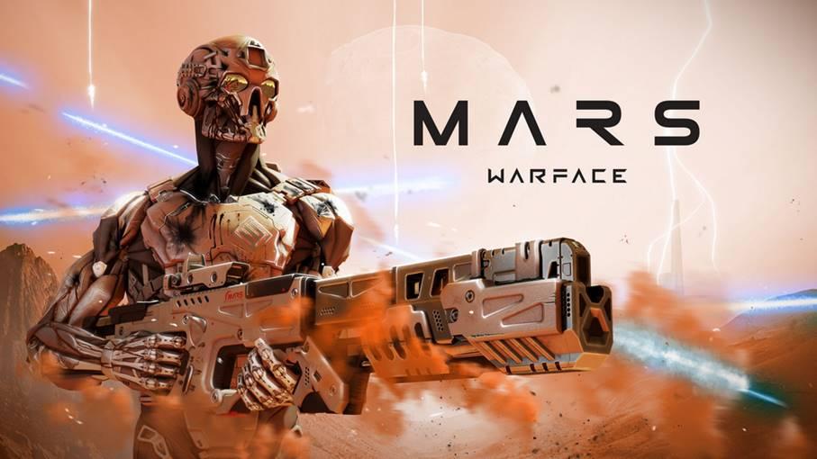 Warframe Mars