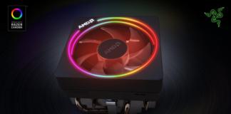 AMD Wraith Prism Razer Chroma