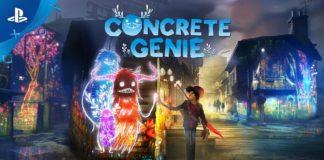 Concrete Genie