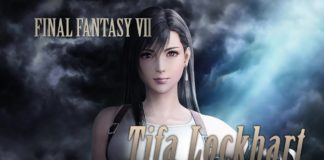 DISSIDIA FINAL FANTASY NT – Tifa Lockhart
