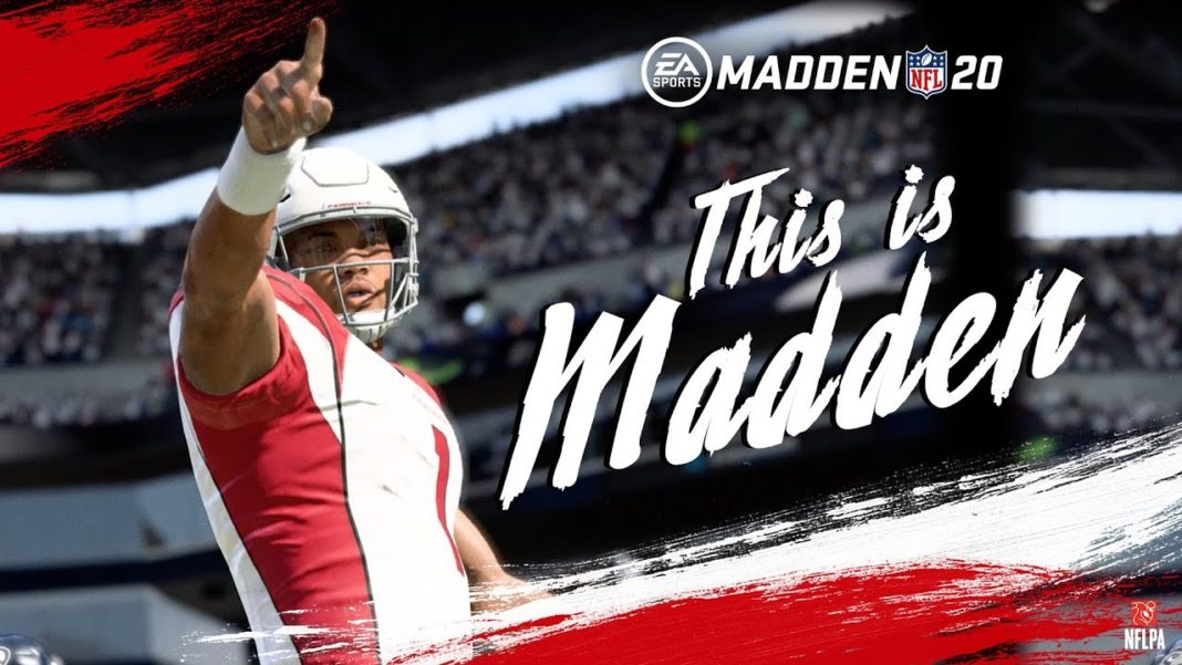 EA Sports Madden NFL 20