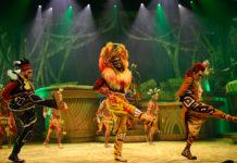 Festival du Roi Lion et de la Jungle - Disneyland Paris