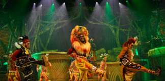 Festival du Roi Lion et de la Jungle - Disneyland Paris