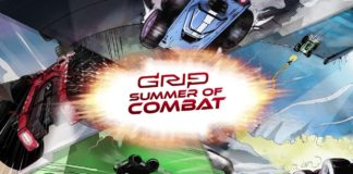 GRIP Combat Racing Summer of Combat