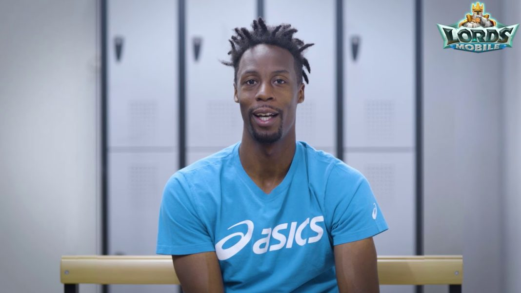 Gaël Monfils Lords Mobile
