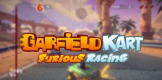Garfield-Kart-Furious-Racing
