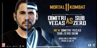Mortal Kombat 11 Dimitri Vegas