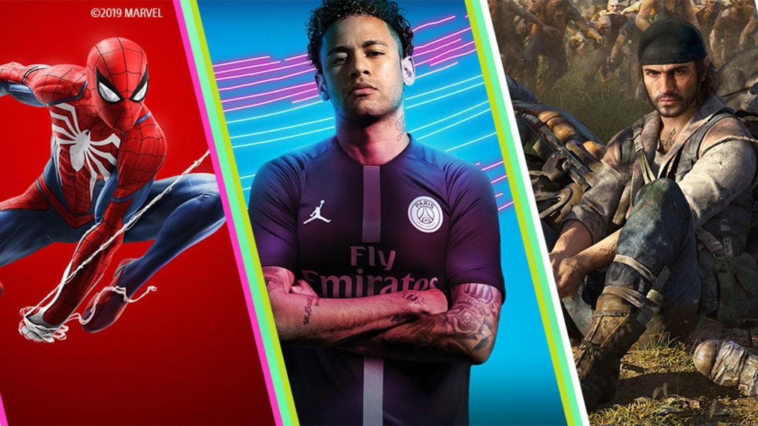PlayStation Store Super Promo d'Été 2019