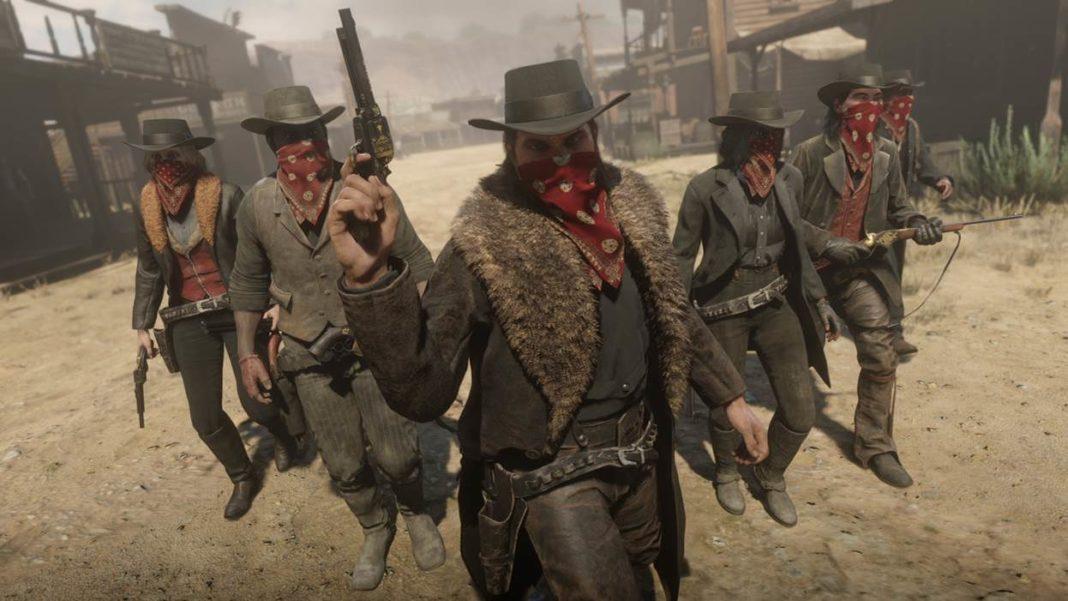 Red Dead Online 01