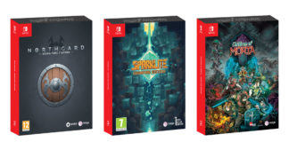 Sparklite, Northgard et Children Of Morta