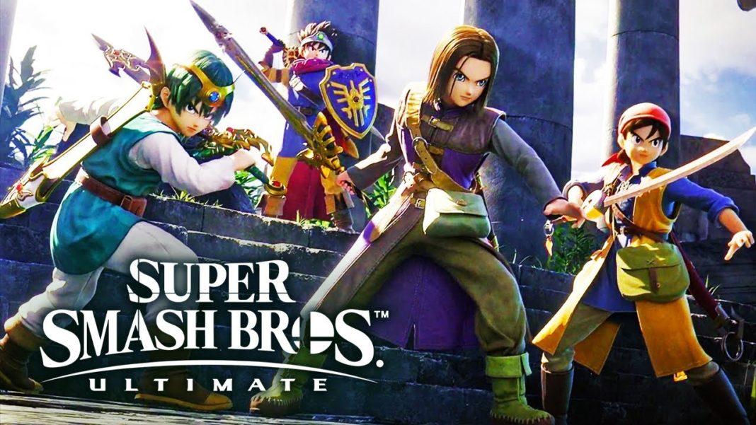 Super Smash Bros. Ultimate Dragon Questlt