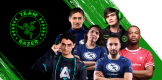 Team Razer EVO 2019