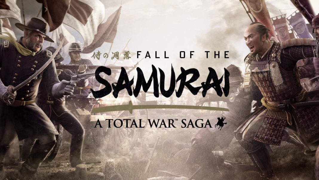 A Total War Saga FALL OF THE SAMURAI