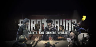 Barotrauma Saints & Sinners