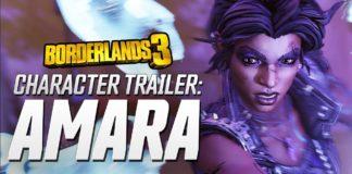 Borderlands 3 Amara