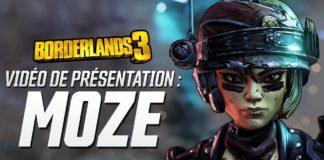 Borderlands 3 Moze