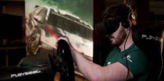 DiRT Rally 2 0 Oculus VR