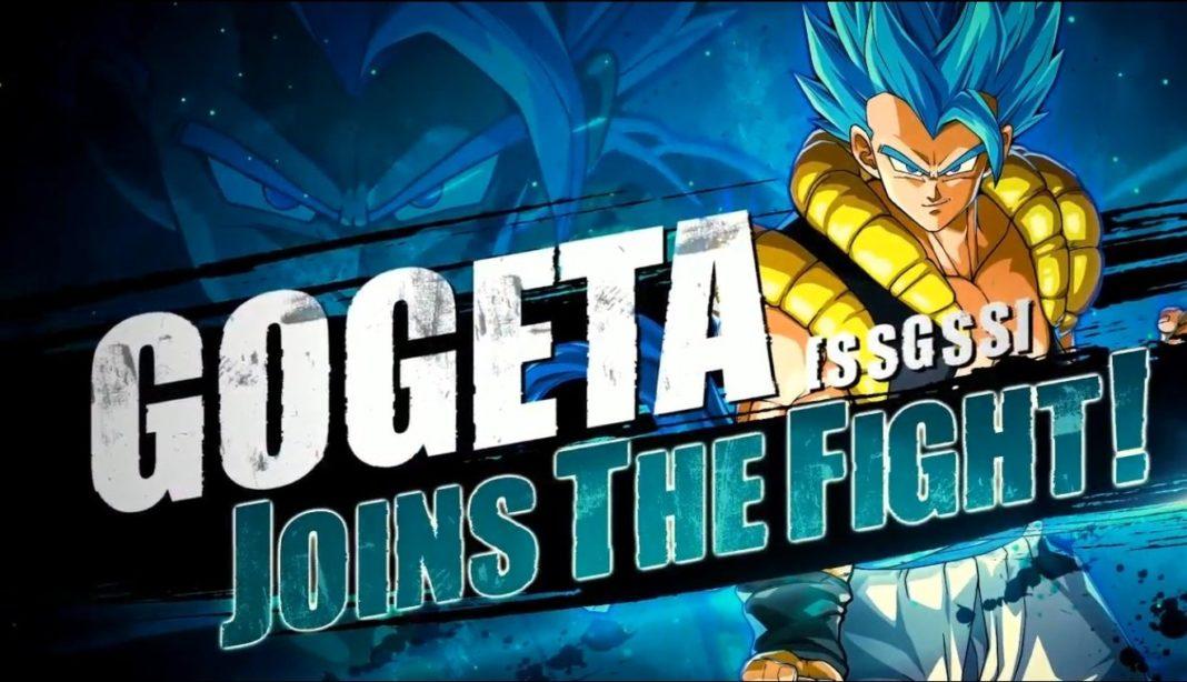 Dragon Ball FighterZ Gogeta Blue SSGSS