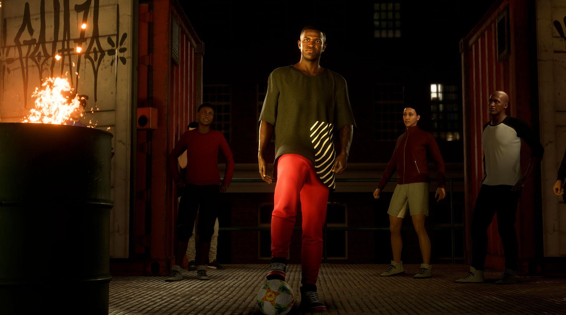 FIFA 20  le mode VOLTA FOOTBALL se dévoile en vidéo