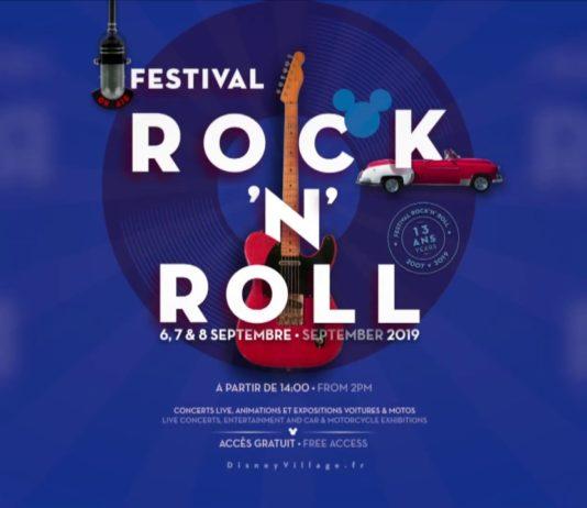 Festival Rock'n'Roll à Disney Village 2019