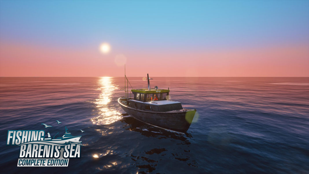 Fishing Barents Sea - Complete Edition Screenshot_Borge