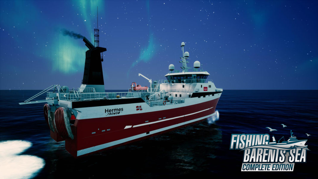 Fishing Barents Sea - Complete Edition Screenshot_Hermes