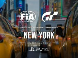GT Sport 2019 World Tour 3 - New York