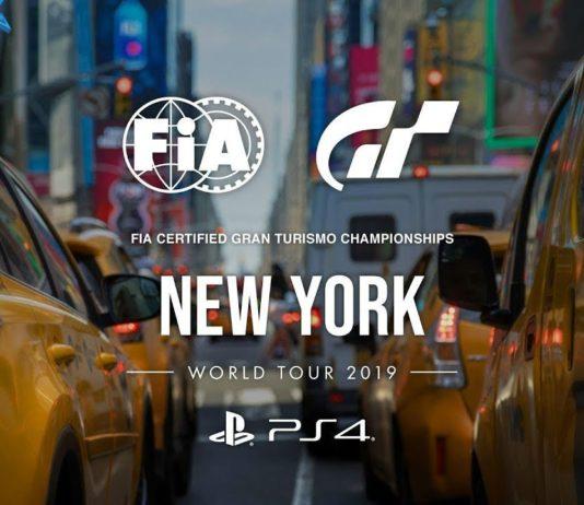 GT Sport 2019 World Tour 3 - New York