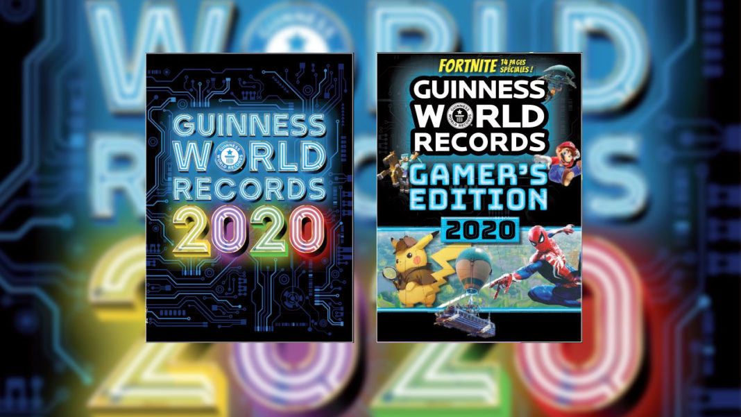 Guinness des Records 2020