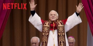 Les deux Papes Netflix