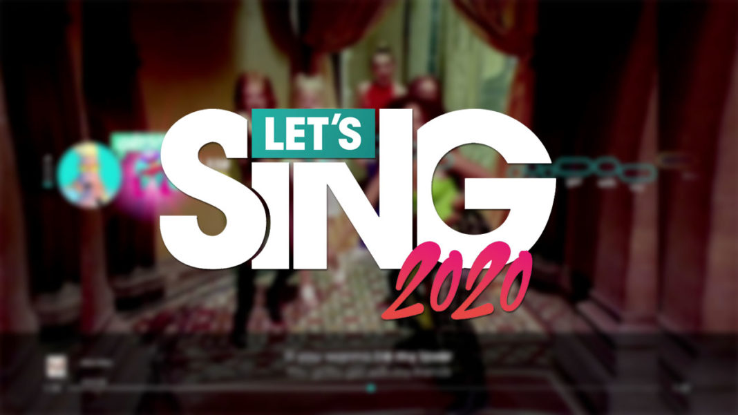 Let's-Sing-2020-Hits-Français-et-Internationaux