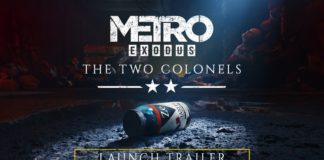 Metro Exodus - The Two Colonels