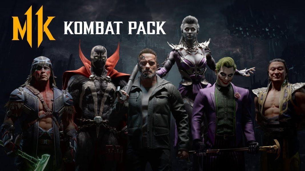 Mortal Kombat 11 Kombat Pack 1