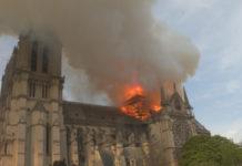 Notre Dame - L'épreuve du feu