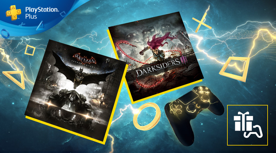 PlayStation Plus - Septembre 2019