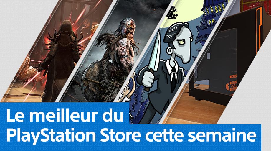 PlayStation Store - Mise à jour du 12 août 2019