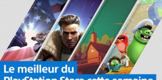 PlayStation Store - Mise à jour du 5 août 2019